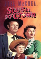 Stars in My Crown - VHS cover (xs thumbnail)