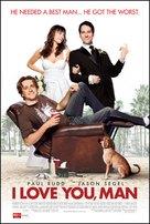 I Love You, Man - Australian Movie Poster (xs thumbnail)