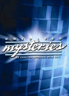 """Unsolved Mysteries"" - DVD movie cover (xs thumbnail)"
