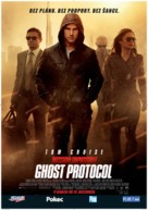 Mission: Impossible - Ghost Protocol - Czech Movie Poster (xs thumbnail)