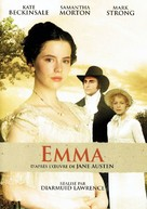 Emma - French DVD cover (xs thumbnail)