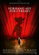 Edmond - German Movie Poster (xs thumbnail)
