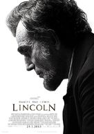 Lincoln - Finnish Movie Poster (xs thumbnail)