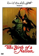 The Birth of a Nation - DVD cover (xs thumbnail)