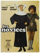 Les novices - French Movie Poster (xs thumbnail)