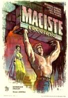 Maciste nella terra dei ciclopi - Spanish Movie Poster (xs thumbnail)