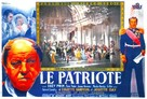 Patriote, Le - French Movie Poster (xs thumbnail)