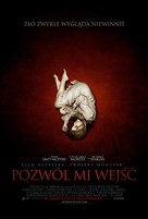 Let Me In - Polish Movie Poster (xs thumbnail)