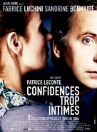 Confidences trop intimes - French Movie Poster (xs thumbnail)