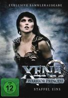 """Xena: Warrior Princess"" - German Movie Cover (xs thumbnail)"