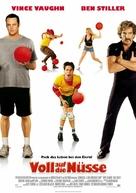 Dodgeball: A True Underdog Story - German Movie Poster (xs thumbnail)