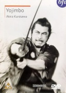 Yojimbo - British DVD movie cover (xs thumbnail)