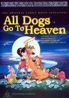All Dogs Go to Heaven - Australian Movie Cover (xs thumbnail)