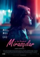 Las herederas - Turkish Movie Poster (xs thumbnail)
