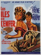 Hell's Island - French Movie Poster (xs thumbnail)