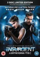 Insurgent - British Movie Cover (xs thumbnail)