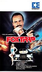 Foxtrap - German VHS cover (xs thumbnail)