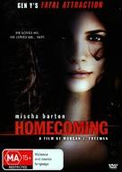 Homecoming - Australian DVD cover (xs thumbnail)