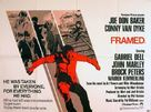 Framed - British Theatrical movie poster (xs thumbnail)