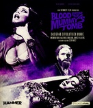 Blood from the Mummy's Tomb - German Blu-Ray movie cover (xs thumbnail)
