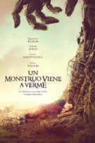 A Monster Calls - Argentinian Movie Cover (xs thumbnail)