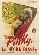 Pinky - Italian Movie Poster (xs thumbnail)