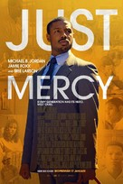 Just Mercy - Swedish Movie Poster (xs thumbnail)