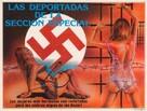 Le deportate della sezione speciale SS - Spanish Movie Poster (xs thumbnail)