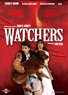 Watchers - Norwegian DVD cover (xs thumbnail)