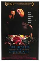 Como agua para chocolate - Movie Poster (xs thumbnail)