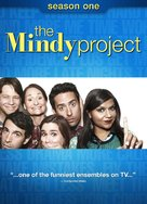 """The Mindy Project"" - DVD cover (xs thumbnail)"