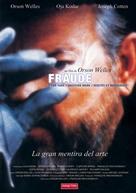 Vérités et mensonges - Spanish Movie Poster (xs thumbnail)