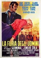 Germinal - Italian Movie Poster (xs thumbnail)