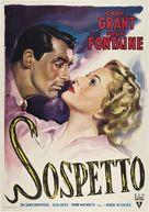 Suspicion - Italian Re-release movie poster (xs thumbnail)