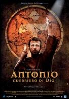 Antonio guerriero di Dio - Italian Movie Cover (xs thumbnail)