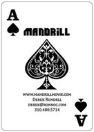 Mandrill - Movie Poster (xs thumbnail)