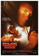Internal Affairs - Spanish Movie Poster (xs thumbnail)