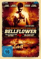 Bellflower - German DVD cover (xs thumbnail)