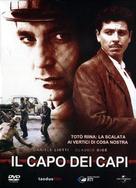 """Il capo dei capi"" - Italian DVD movie cover (xs thumbnail)"