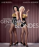 Gentlemen Prefer Blondes - Movie Cover (xs thumbnail)