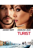 The Tourist - Slovenian Movie Poster (xs thumbnail)