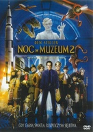 Night at the Museum: Battle of the Smithsonian - Polish Movie Cover (xs thumbnail)