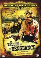 Vengeance Valley - French Movie Cover (xs thumbnail)
