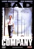 Bad Company - German DVD cover (xs thumbnail)