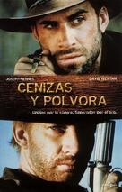 Dust - Spanish poster (xs thumbnail)