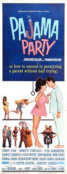Pajama Party - Movie Poster (xs thumbnail)