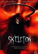 Skeleton Man - Spanish DVD cover (xs thumbnail)