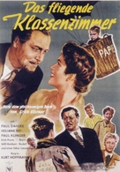 Fliegende Klassenzimmer, Das - German Movie Poster (xs thumbnail)