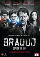 """Braquo"" - Danish DVD movie cover (xs thumbnail)"