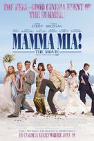Mamma Mia! - British Movie Poster (xs thumbnail)